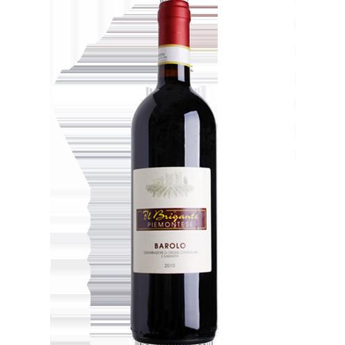 巴罗洛干红葡萄酒2010