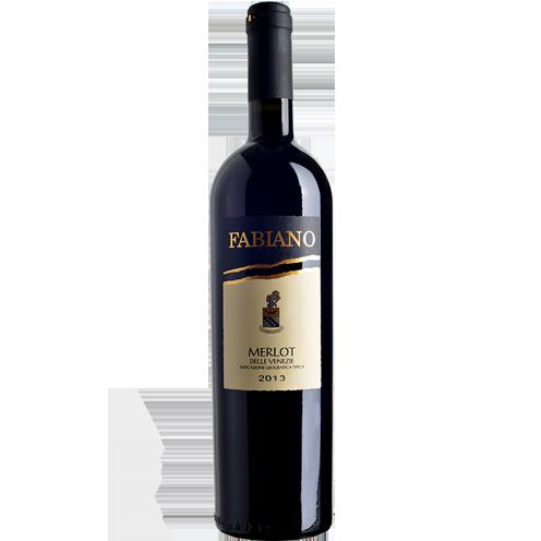 法比亚诺梅乐干红葡萄酒