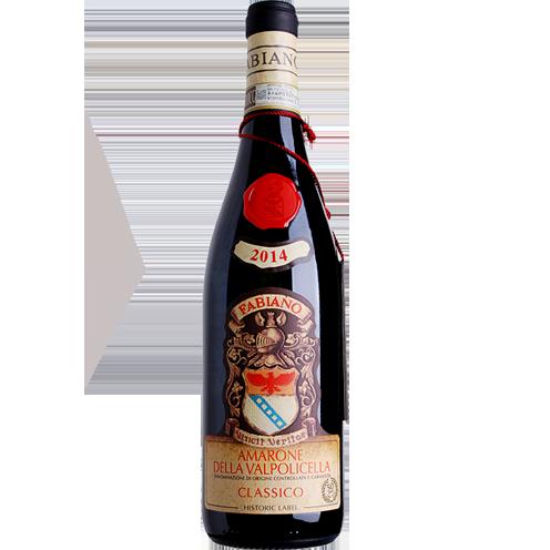 阿玛罗尼法比亚诺干红葡萄酒