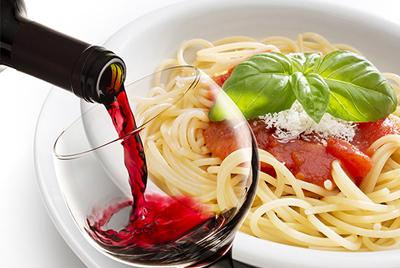 美酒与美食|意大利面与意大利葡萄酒的激情碰撞
