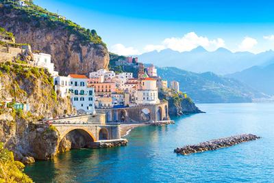 意大利徒步之旅之意大利五渔村的诗情画意